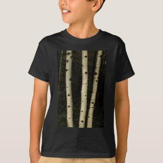 Trois piliers de la forêt t-shirt
