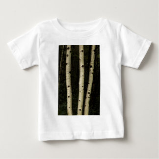 Trois piliers de la forêt t-shirt pour bébé
