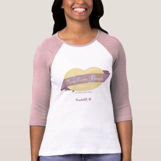 Trois T-shirt de la douille des femmes de Kringla