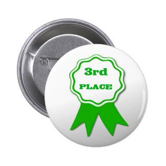 Troisième borne de bouton de récompense d'endroit badge