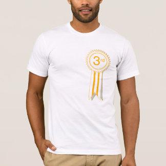 Troisième endroit t-shirt