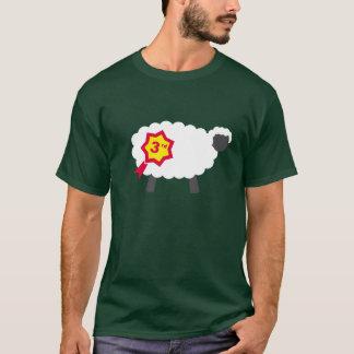 Troisième moutons d'endroit t-shirt