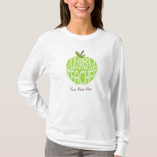 Troisième T-shirt de professeur de catégorie -