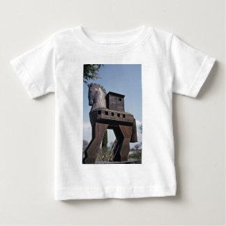 Trojan Horse T-shirt Pour Bébé