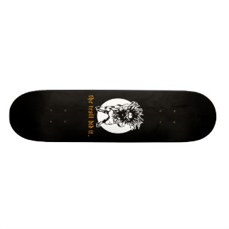 Troll l'a fait skateboards personnalisés