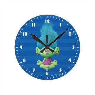 Trolls | Cybil Horloge Ronde