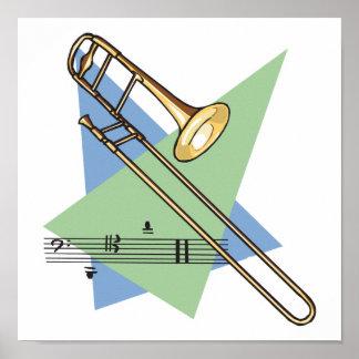 trombone affiches