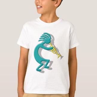 Trompette de Kokopelli T-shirt