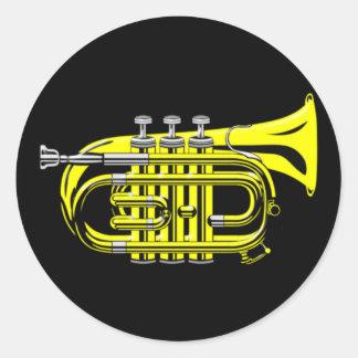 Trompette de sac small trumpet