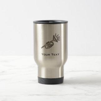 Trompette rocailleuse mug de voyage