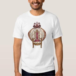 Trône de Vanwizle T-shirts
