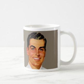 trop assez pour travailler le type - bronzez mug à café