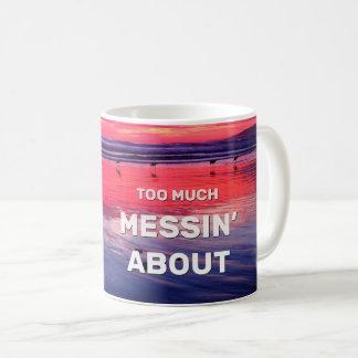 Trop de Messin environ Mug