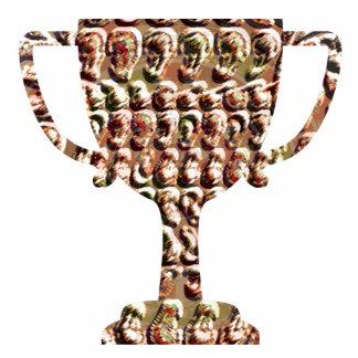 Trophée de gagnant :  CaveStyle GoldCoins Photo Sculpture