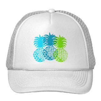 Tropical hawaïen d'ananas de Momona Casquette
