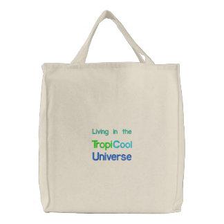 TropiCoolUniverse fourre-tout/sac de plage Sac De Toile