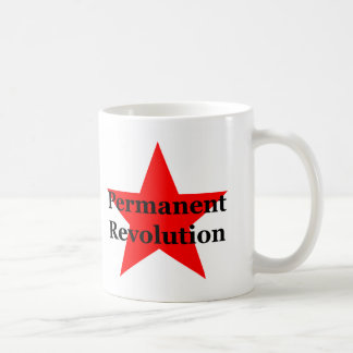Trotsky : Révolution permanente Mug