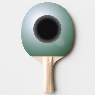 Trou dans le ballot Geeky drôle de ping-pong de Raquette Tennis De Table