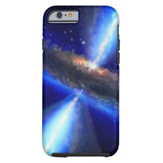 Trou noir M33 dans l'espace Coque iPhone 6 Tough