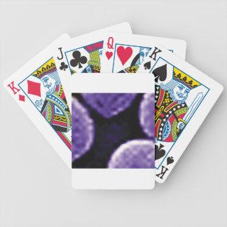 trou pourpre des anneaux jeu de cartes