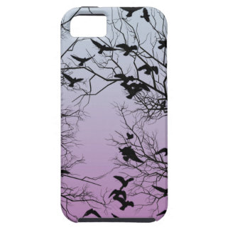 Troupeau de corneille coque Case-Mate iPhone 5