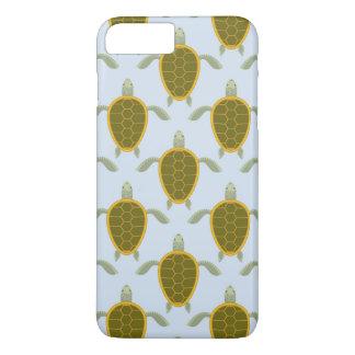 Troupeau de motif de tortues de mer coque iPhone 7 plus