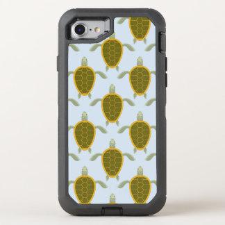 Troupeau de motif de tortues de mer coque OtterBox defender iPhone 8/7