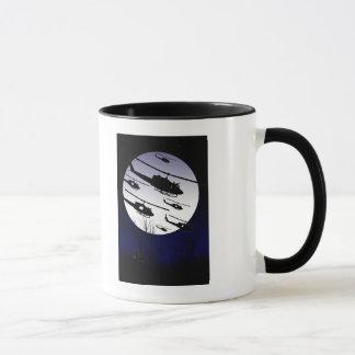 Troupeau de tasse de café de Hueys
