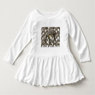 Troupeaux de zèbres t-shirts