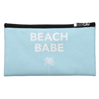 Trousse de maquillage de bébé de plage