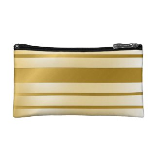Trousse de maquillage GOLD Lignes