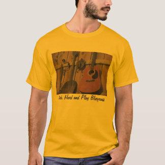 Trousse d'outils de guitare de Bluegrass T-shirt