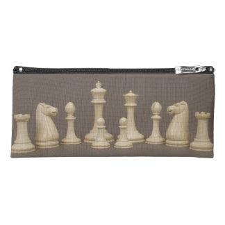 Trousse Jeu d'échecs antique