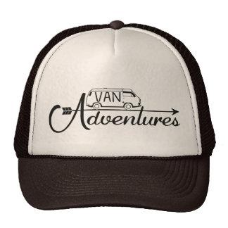 Trucker Hate Van Adventures Casquette Trucker