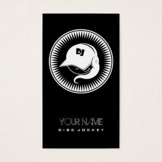 Trumpcards - le DJ BADINENT le jockey de disque Cartes De Visite