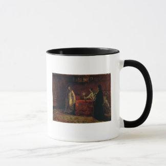Tsar Boris Godunov et tsarine Martha, 1874 Mug
