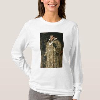 "Tsar Ivan IV Vasilyevich """" le 1897 terrible T-shirt"