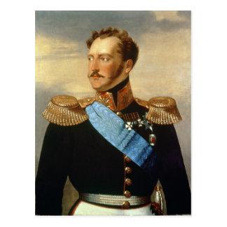 Tsar Nicholas I Carte Postale