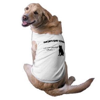 Tshirt Amstaff T-shirt Pour Chien