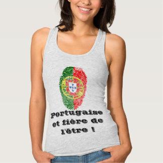 Tshirt Portugal femme