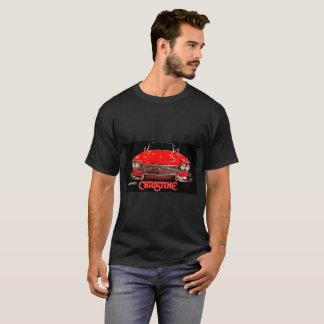 Tshirt voiture hantée noir