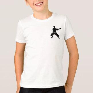 TSW petit peut donner un coup de pied le T-shirt