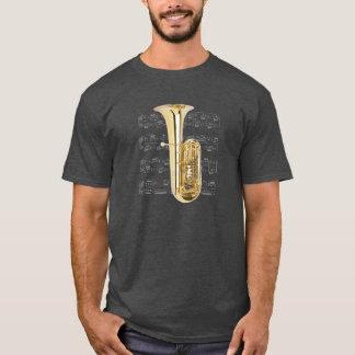 Tuba de chemise (foncée) - - sélectionnez votre t-shirt