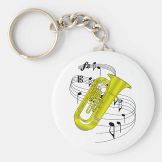 Tuba Porte-clefs