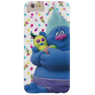 Tube et M. Dinkles des trolls   Coque Barely There iPhone 6 Plus