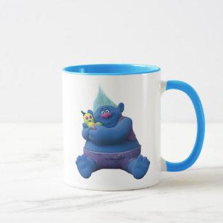 Tube et M. Dinkles des trolls | Tasses