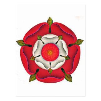 Tudor s'est levé carte postale