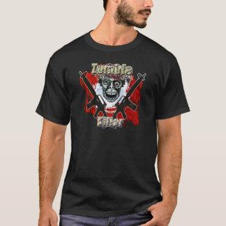 Tueur 4 de zombi t-shirt