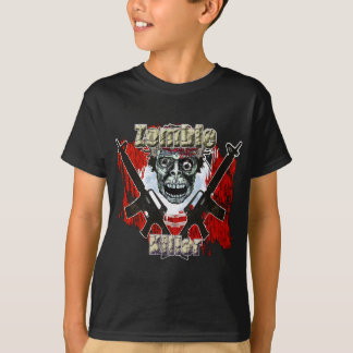 Tueur 4 de zombi t-shirts