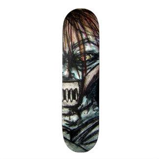 Tueur psychopathe de veste droite pour Halloween Skateboard Old School 18,1 Cm